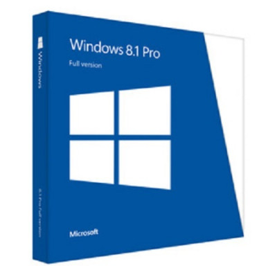 Windows 8.1 Professional 64-bit Russian 1 License 1pk OEM DVD (FQC-06930)