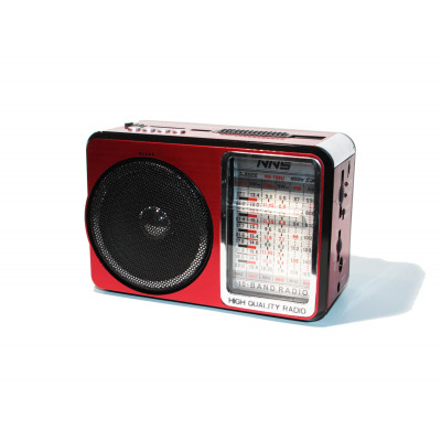 MP3 плеер NNS NS-158U, Black/Red