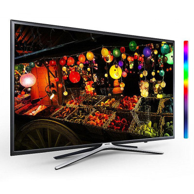 Телевизор 32' Samsung UE-32M5500 LED Full HD 1920x1080 600Hz, Smart TV, HDMI, USB, VESA (100x100)