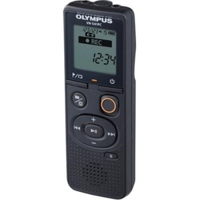Диктофон Olympus VN-541PC E1 4 GB Black +CS131 Soft Case