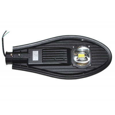Фонарь уличный LED, Yufite ,50W, 6000K, 220V, 3000Lm, Black, IP65