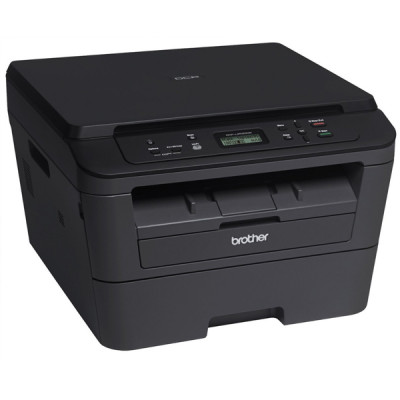 МФУ лазерное ч/б A4 Brother DCP-L2520DWR, Black, WiFi, 600x2400 dpi, дуплекс, до 26 стр/мин, ЖК-монитор, USB (картридж TN-2335 / TN-2375 / DR-2335)