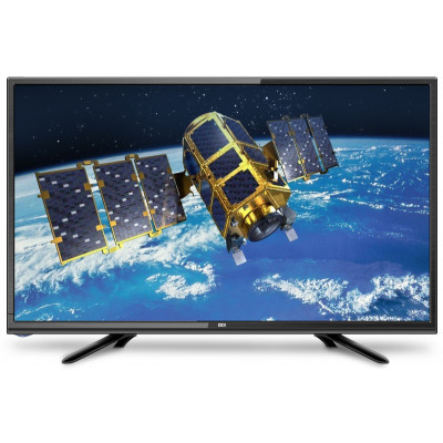 Телевизор 22' DEX LE2255TS2, LED HD 1920x1080 50Hz, DVB-T2, HDMI, USB, VESA (100x100)