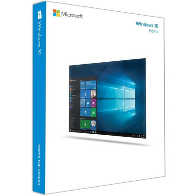Windows 10 Home 32-bit/64-bit Russian USB (KW9-00254) BOX