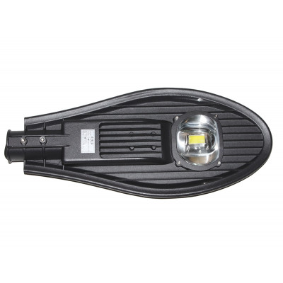 Фонарь уличный LED, Yufite ,30W, 6000K, 220V, 3000Lm, Black, IP65