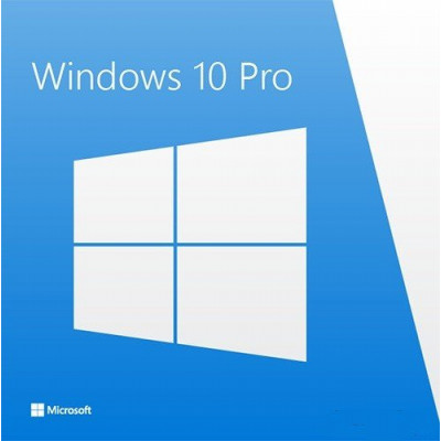 Windows 10 Professional 64-bit Russian 1 License 1pk OEM DVD (FQC-08909)