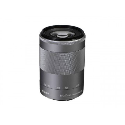 Объектив Canon EF-M 55-200 mm f/4.5-6.3 IS STM Silver