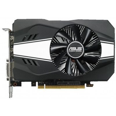 Б/У Видеокарта GeForce GTX1060, Asus, 3Gb DDR5, 192-bit, DVI/2xHDMI/2xDP, 1708/8008 MHz, 6-pin (PH-GTX1060-3G)