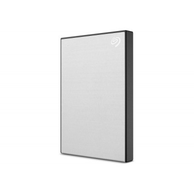 Внешний жесткий диск 1Tb Seagate Backup Plus Slim, Silver, 2.5', USB 3.0 (STHN1000401)