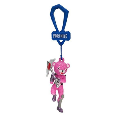 Брелок-фигурка Jazwares Fortnite Figure Hanger Cuddle Team Leader (FNZ0006)