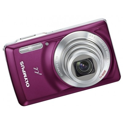 Фотоаппарат Olympus Mju-7030 (Stylus 7030) Purple  / 14 Mp / LCD 2,7'
